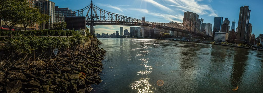 Ed Koch Queensboro Bridge Photo