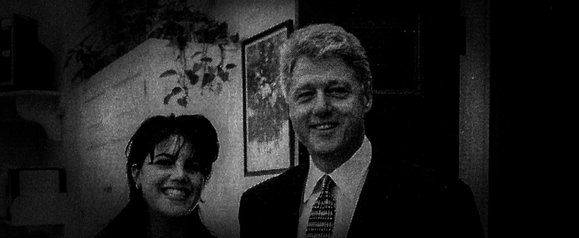 Blue Dress Monica And Bill